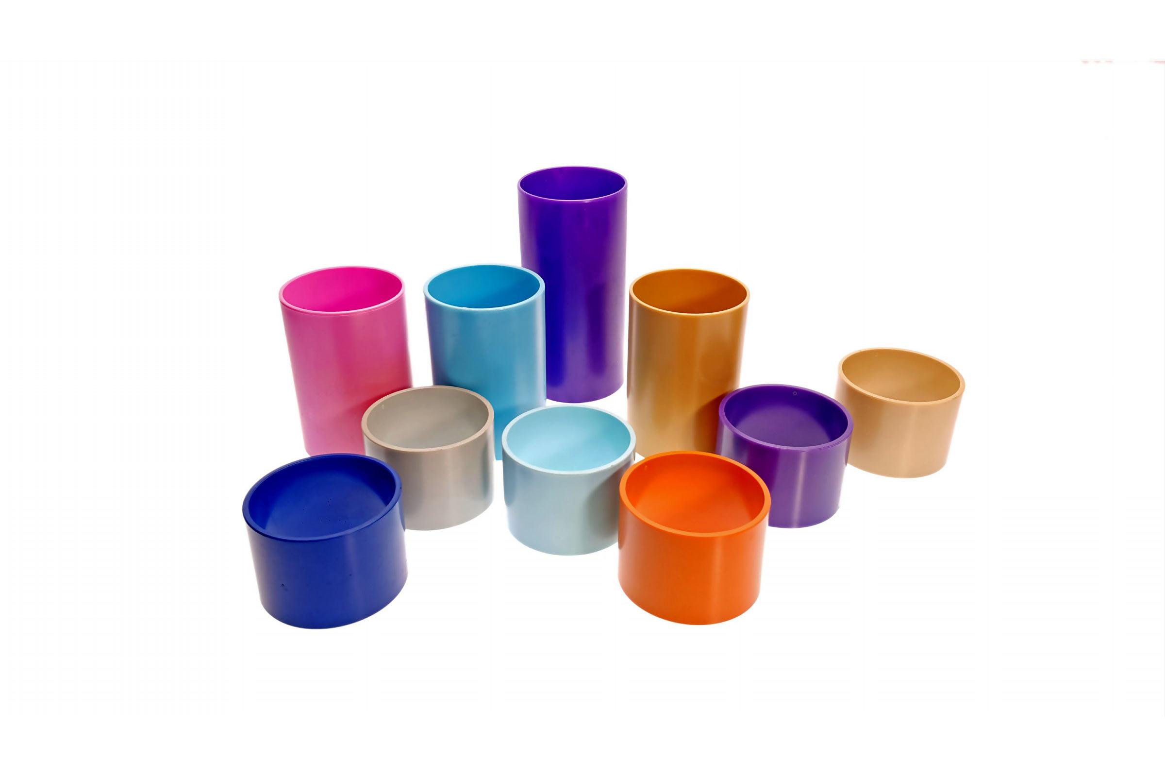 Bobine per Filati in diversi colori - Fratelli Marchesi Srl