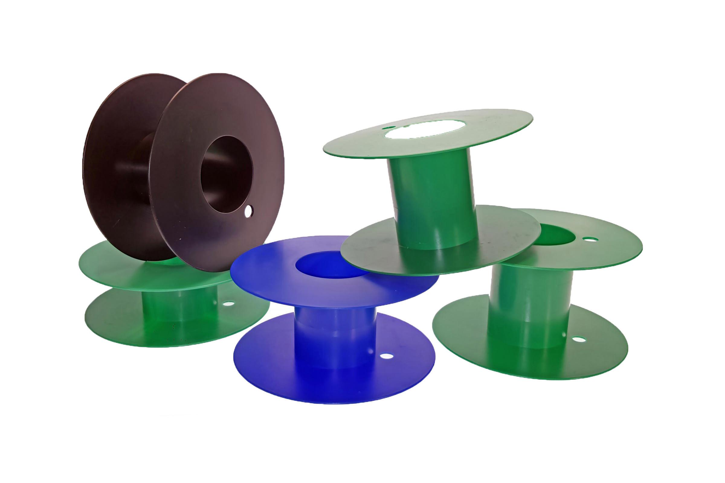 Rocchetti Fuori Norma 160x60H - Fratelli Marchesi, Stampaggio Materie Plastiche