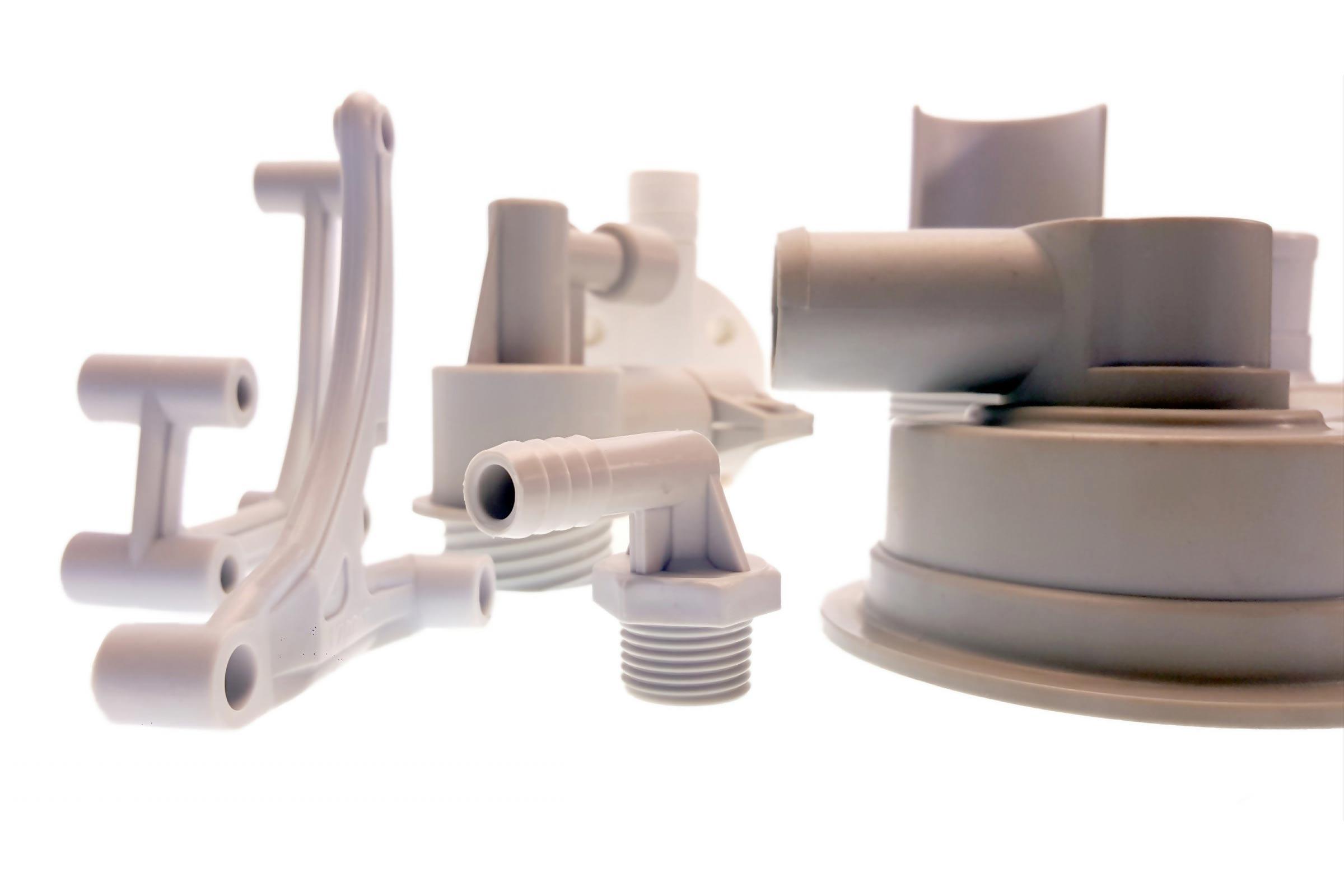 Stampaggio particolari meccanici macchine lavaggio industriali - Fratelli Marchesi Srl